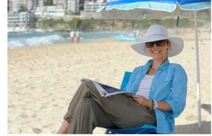 broad brimmed and shady